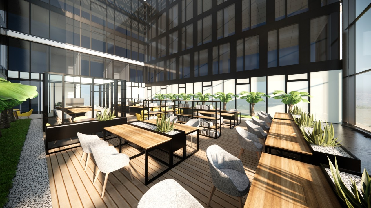 Hot desking or how we will work in the office from 2021 onwards