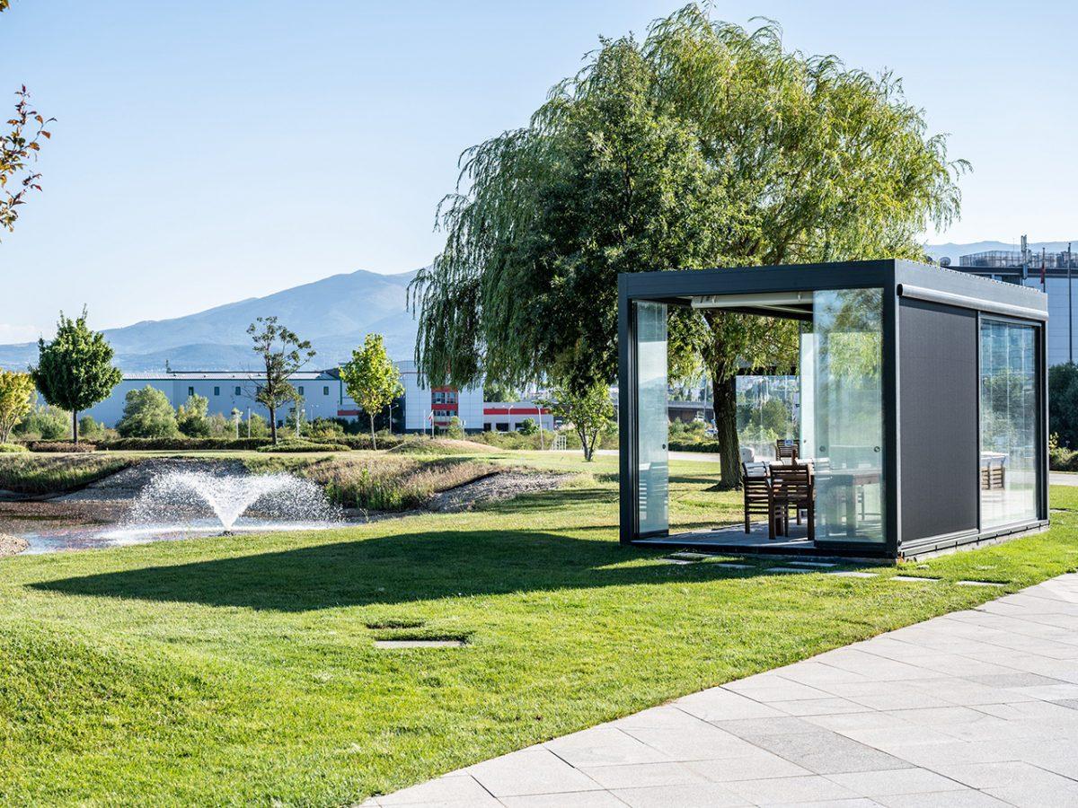 Sofia Airport Center – офиси вдъхновени от природата